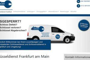 Schlüsseldienst Frankfurt